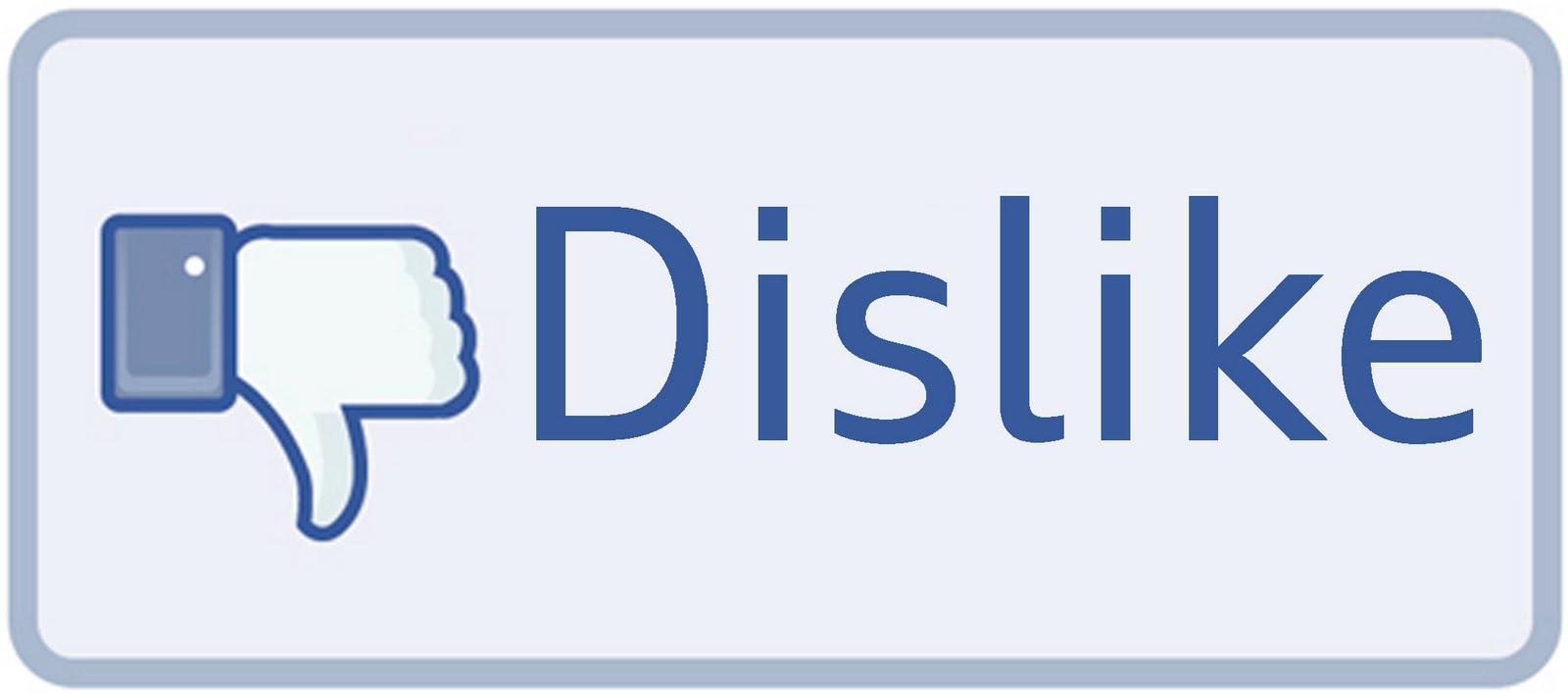 Facebook e il pulsante Dislike: sarà la fine di molte amicizie?