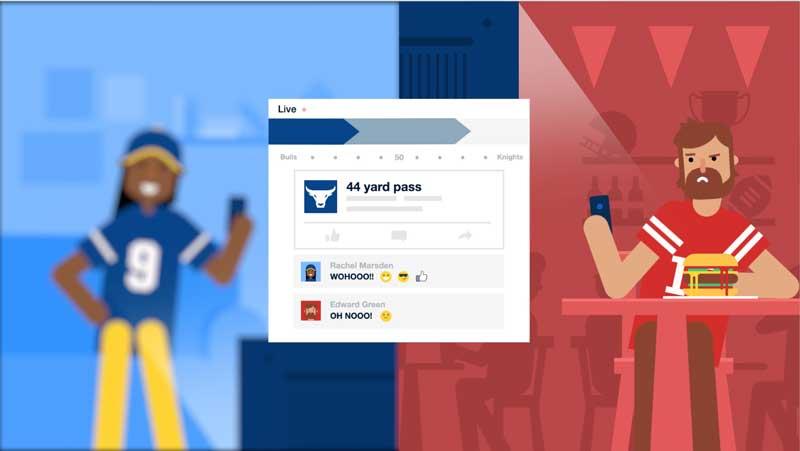 Facebook Sports Stadium: un nuovo modo di vivere lo sport!
